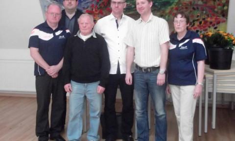 Vorstand Spielbezirk Nord