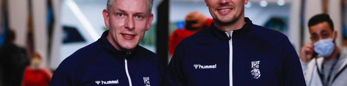 Schiedsrichter Schulze/Tönnies für Olympia in Tokio nominiert