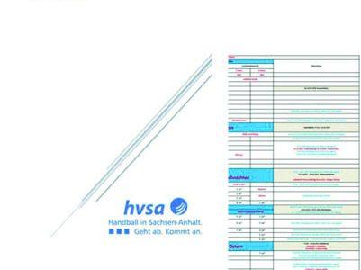 Update zu Durchführungsbestimmungen und Rahmenterminplan des HVSA und deren Spielbezirke für die Saison 2020/2021