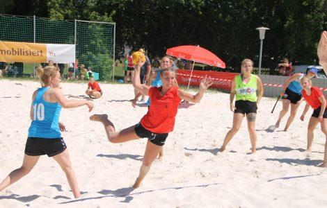 Sparkassen-Beach-Cup findet statt – Präsidium gibt für Ausrichtung grünes Licht