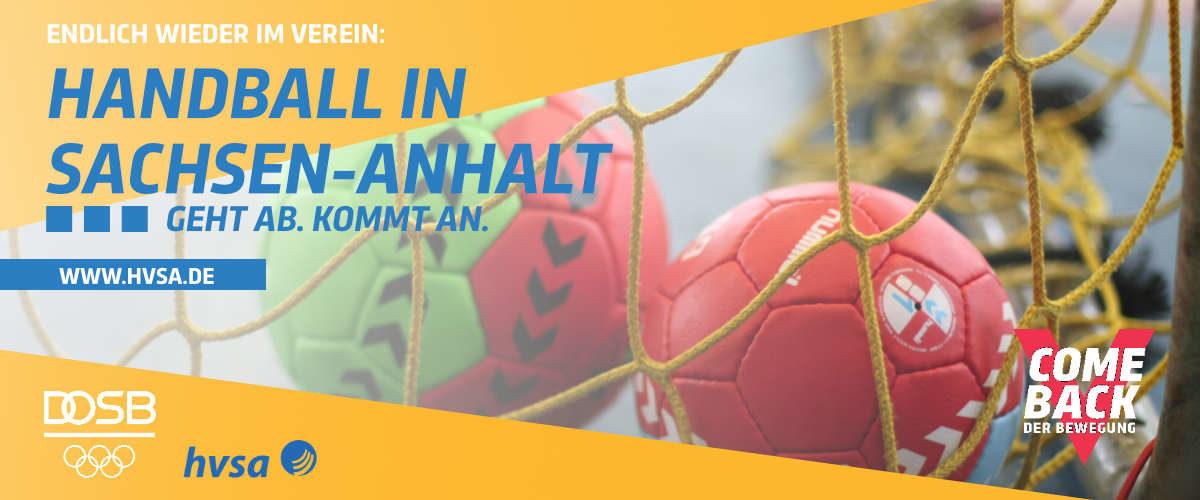 """DOSB und LSB Sachsen-Anhalt starten das """"COMEBACK"""" des Vereinssports"""